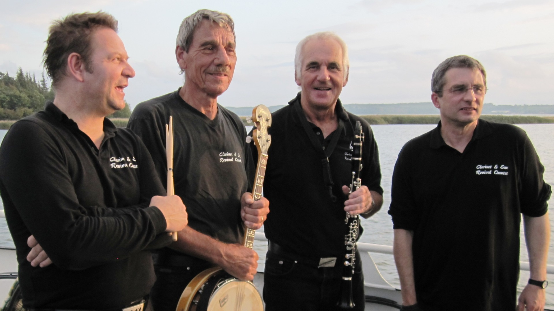 Ulf Schirmer - Clarinet & Sax Revival Quartet